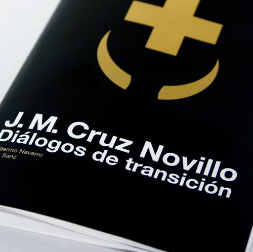 HOY ES EL DÍA - Diseño editorial para investigación sobre J. M. Cruz Novillo