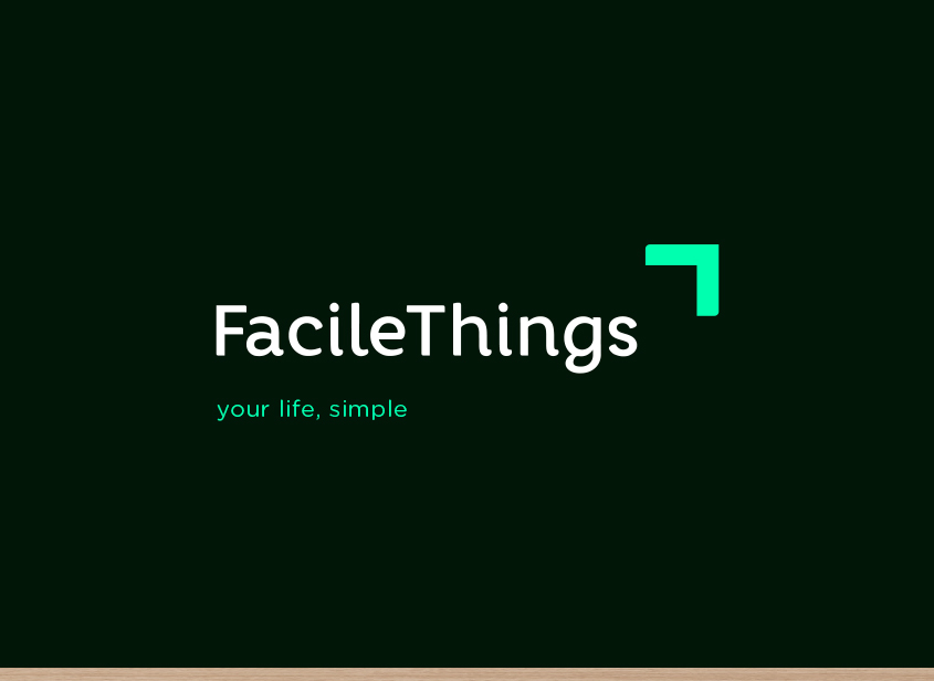Nuevo logotipo y tagline para FacileThings