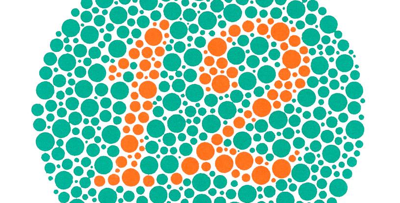 Diseño inclusivo: Diseñar para daltónicos