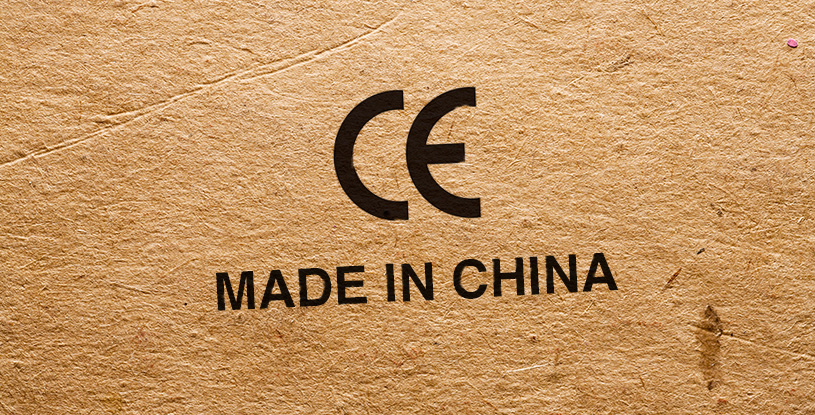 Marca CE, Made in China